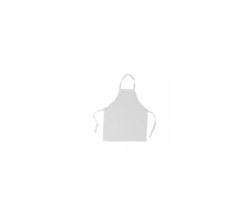 TABLIER BLANC 71x85cm (x10)