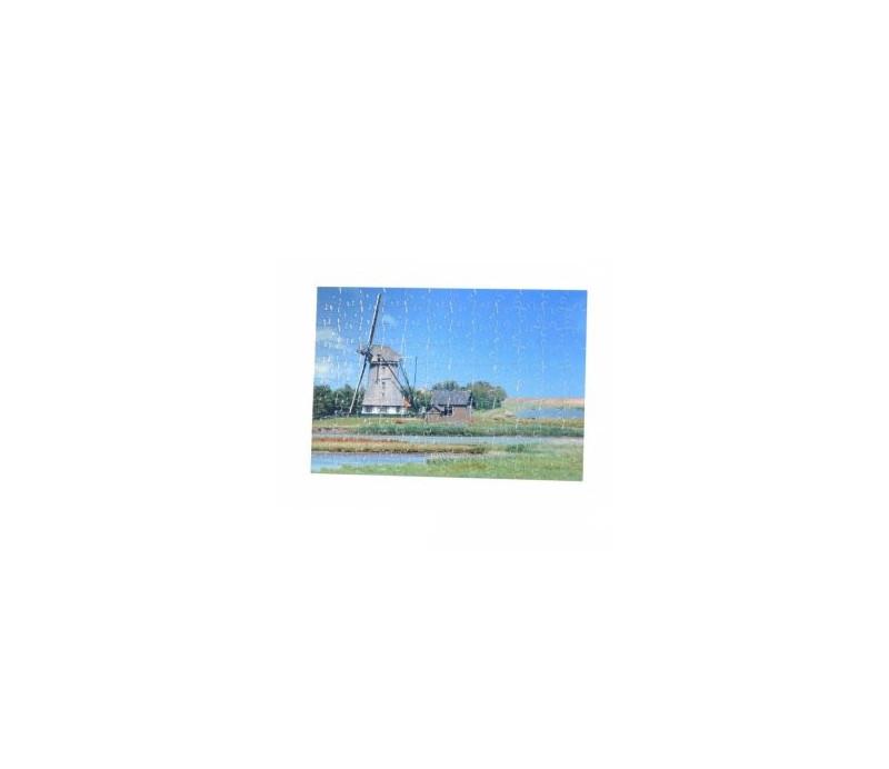 PUZZLE TAILLE A4 120pcs (x10)