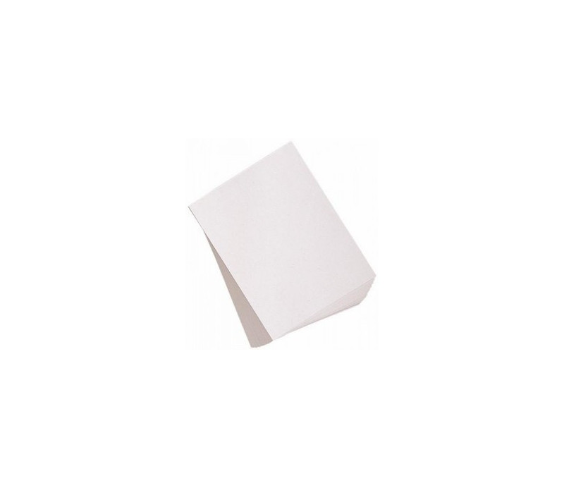 FEUILLES RECTO-VERSO 102x162mm EPAIS 278µm-/-271gr/m² (200pcs) (D705)