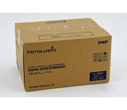 DS40 15 x 23 ( 2 x 180 Tirages ) DNP