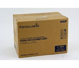 DS80 20 x 30 ( 2 x 110 Tirages ) DNP