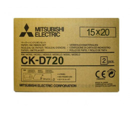 CK-D720 (15 x 20 Consommables Mitsubishi