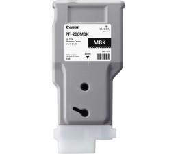 Encre PFI-206MBK Noir Mat 300ml