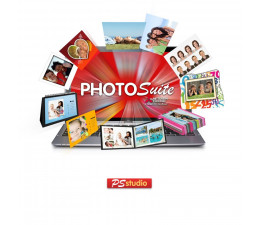 Logiciel PHOTOSUITE STUDIO + DONGLE
