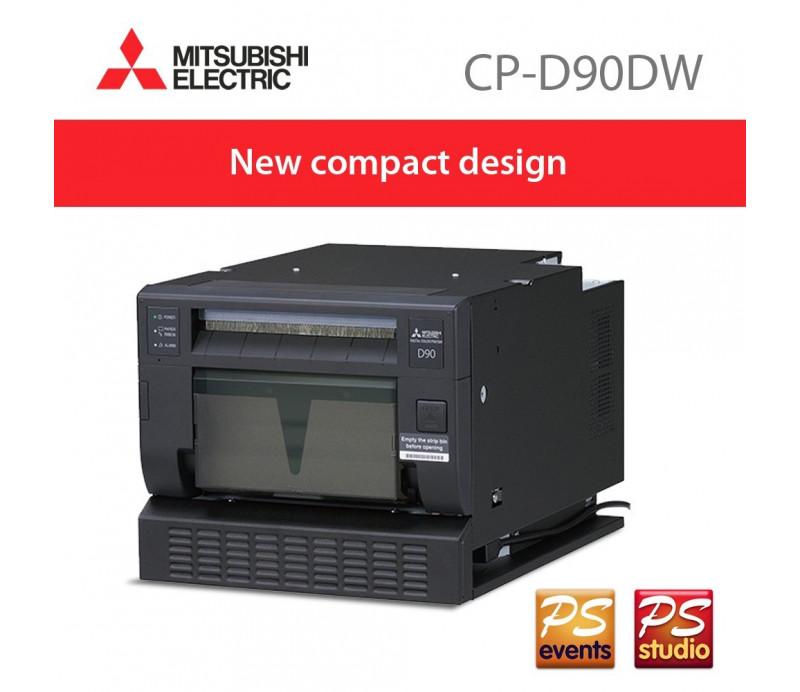 CP-D90DW + Kit Papier Offert