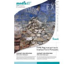 Rlx MATT TYPE RAG 610/30 m 230 gr