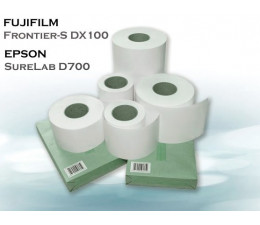 FUJI DX100 & EPSON D700 Rlx...