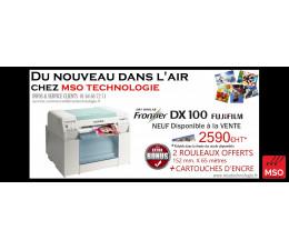 FUJIFILM DX100