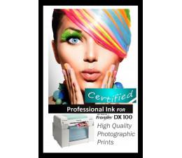 CARTOUCHE ENCRE ROSE 200ml  FRONTIER S / DX100 ( Compatible )