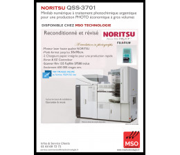 MINILAB NORITSU 3701 +...