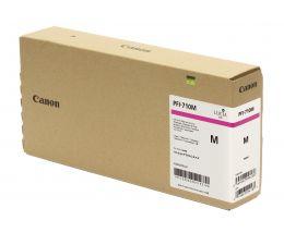 Cartouche d'encre Canon PFI-710M - Magenta - 710 ml