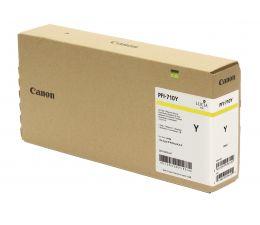 Cartouche d'encre Canon PFI-710Y - Jaune- 710 ml