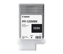Cartouche d'encre Canon PFI-120MBK - Noir Mat - 130 ml