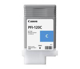 Cartouche d'encre Canon PFI-120C - Cyan -130 ml
