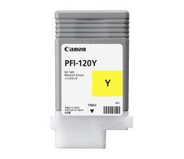 Cartouche d'encre Canon PFI-120Y - Jaune- 130 ml