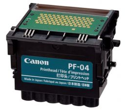 Tête d'impression CANON PF-04