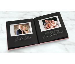 Instant PhotoBooks 15x15 Black