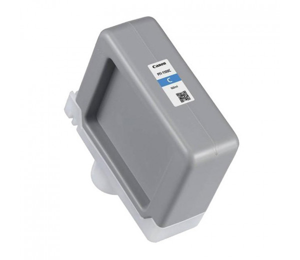 Cartouche encre PFI-1100 C Cyan