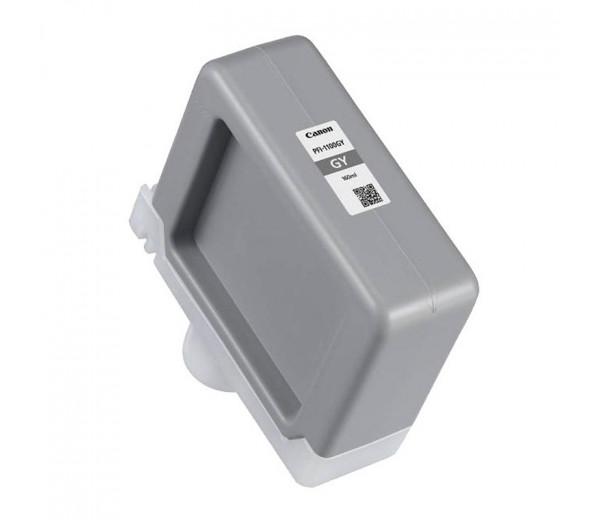 Cartouche encre PFI-1100 GY Gris