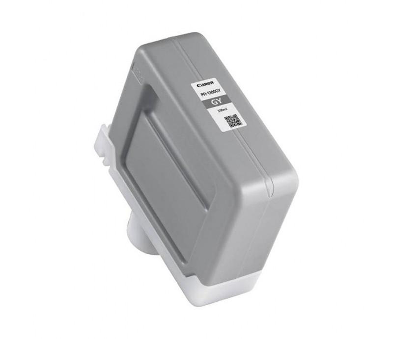 Cartouche encre PFI-1300 GY Gris