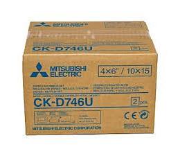 CK-D746U  (10 x 15)  EASYID70  Mitsubishi