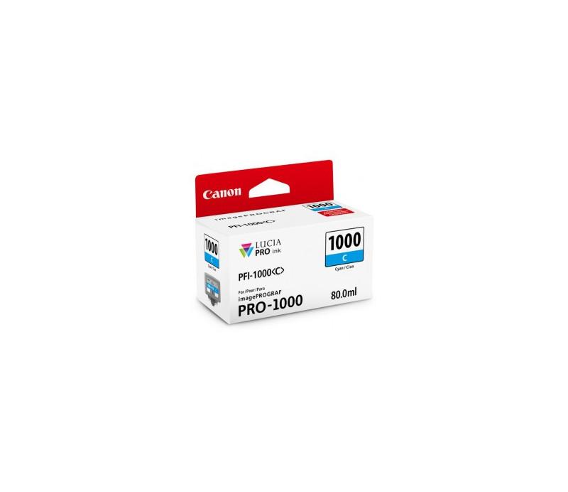 Encre PFI-1000 PC Photo Cyan