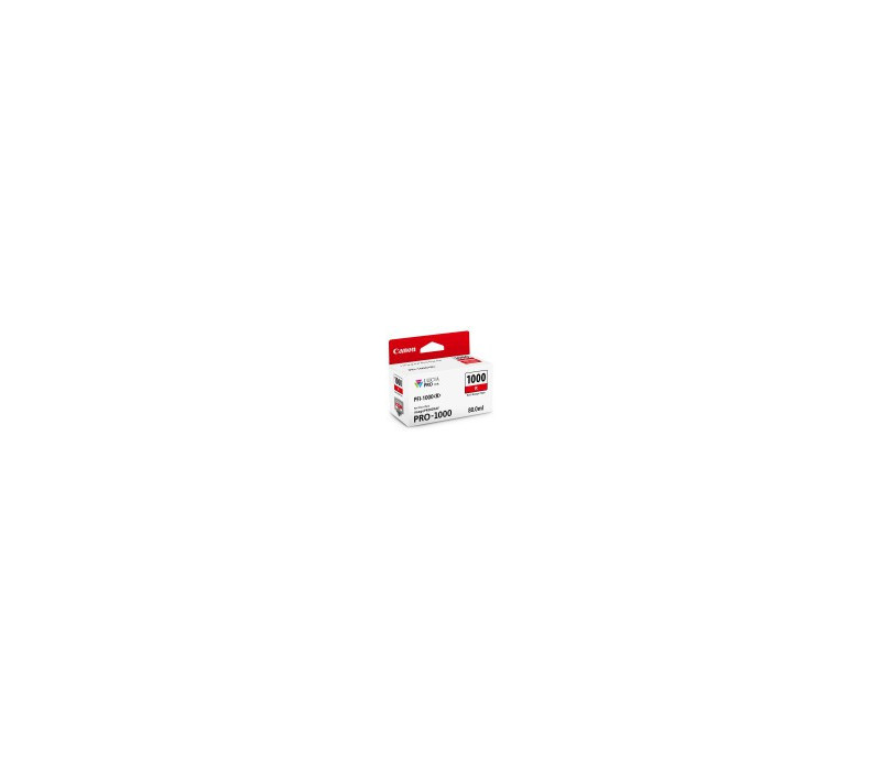 Ecre PFI-1000 R Rouge