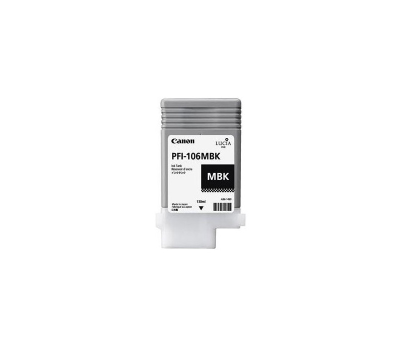 Encre Noir Mat PFI-106MBK 130ml
