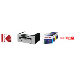 Encre de sublimation pour imprimantes sublimation | MSO Technologie
