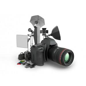 Kit studio photo et matériel pour photographes pro  |MSO Technologie
